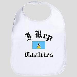 I rep Castries Bib