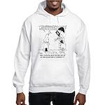 Science Cartoon 7084 Hooded Sweatshirt