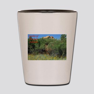 Garden of the Gods #14 Shot Glass