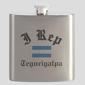 I rep Tegucigalpa Flask