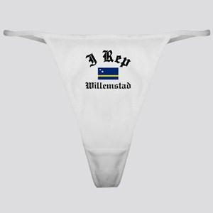 I rep Willemstad Classic Thong