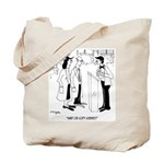 Science Cartoon 6908 Tote Bag