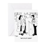 Science Cartoon 6908 Greeting Cards (Pk of 10)