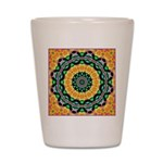 Dizzy Doodlers Shot Glass