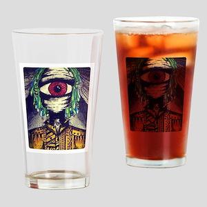 Multidimensional explorer Drinking Glass