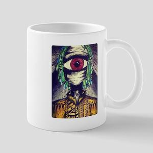 Multidimensional explorer Mug