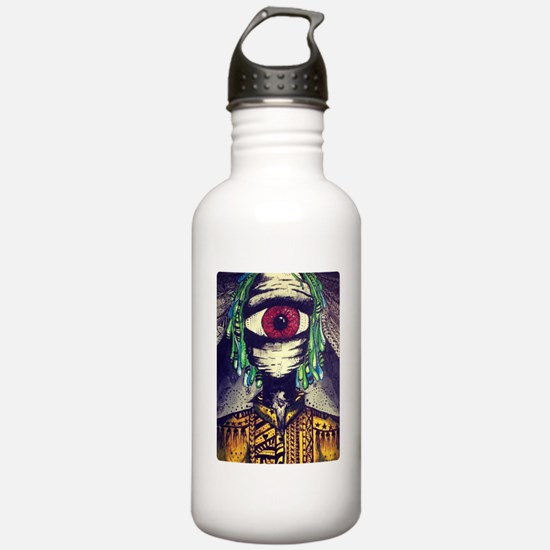 Multidimensional explorer Water Bottle