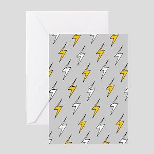 'Lightning' Greeting Card