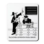 Philosophy Cartoon 6047 Mousepad