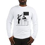 Philosophy Cartoon 6047 Long Sleeve T-Shirt
