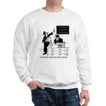Philosophy Cartoon 6047 Sweatshirt