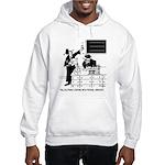 Philosophy Cartoon 6047 Hooded Sweatshirt