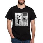 Philosophy Cartoon 6047 Dark T-Shirt