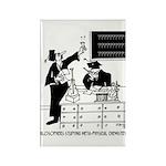 Philosophy Cartoon 6047 Rectangle Magnet (10 pack)