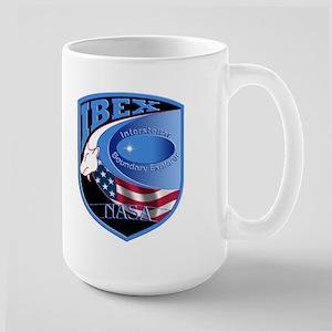 Interstellar Boundary Explorer Large Mug
