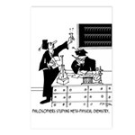 Philosophy Cartoon 6047 Postcards (Package of 8)