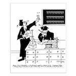 Philosophy Cartoon 6047 Small Poster