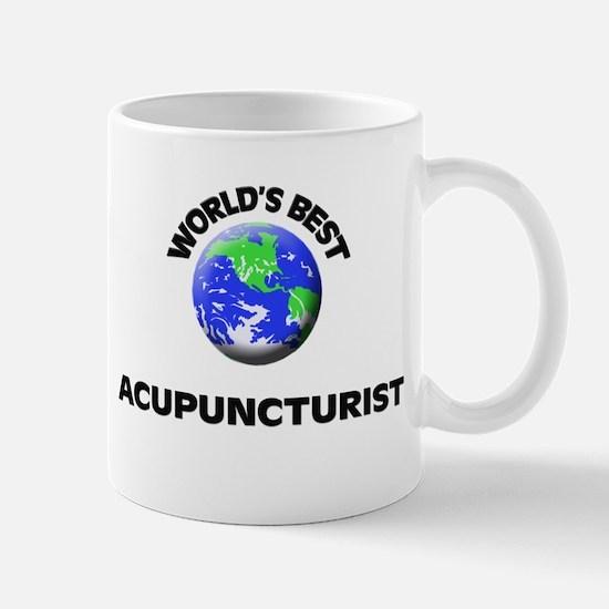 World's Best Acupuncturist Mug