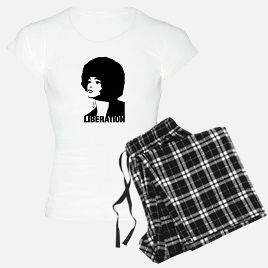 Angela's Liberation Pajamas
