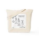 Scientist Cartoon 0779 Tote Bag