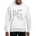 Scientist Cartoon 0779 Hooded Sweatshirt