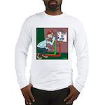 Water Cartoon 7959 Long Sleeve T-Shirt