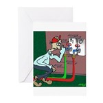 Water Cartoon 7959 Greeting Cards (Pk of 10)