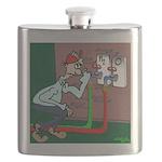 Water Cartoon 7959 Flask