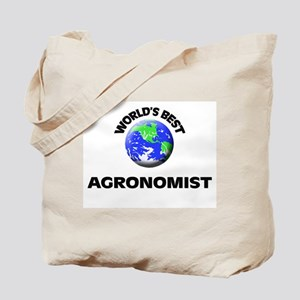 World's Best Agronomist Tote Bag