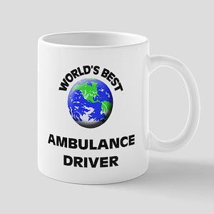 World's Best Ambulance Driver Mug