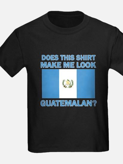 Patriotic Guatemalan designs T