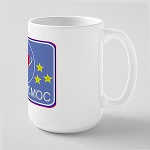 Flight Patch Large Mug