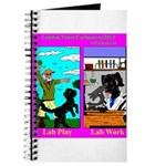 Labrador Work Play Journal