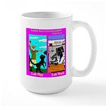 Labrador Work Play Mug