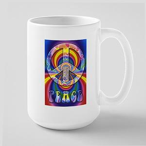 Peace Large Mug
