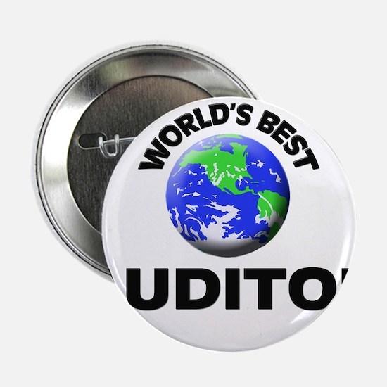 "World's Best Auditor 2.25"" Button"