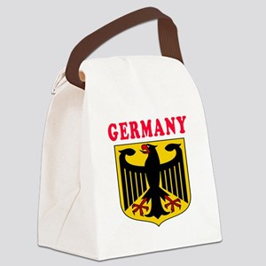Germany Coat Of Arms Designs Canvas Lunch Bag