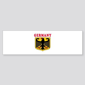 Germany Coat Of Arms Designs Sticker (Bumper)