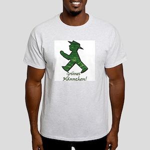 Gruenes Maennchen! T-Shirt