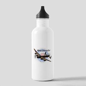 Lancaster Stainless Water Bottle 1.0L