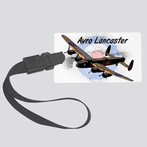 Lancaster Large Luggage Tag