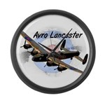Lancaster Large Wall Clock