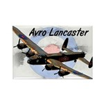 Lancaster Rectangle Magnet (10 pack)