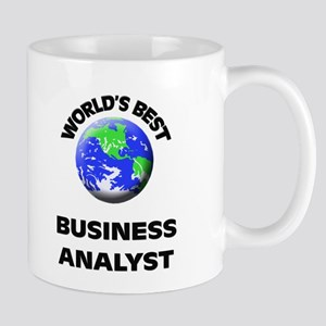 World's Best Business Analyst Mug