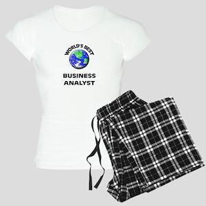 World's Best Business Analyst Pajamas