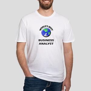 World's Best Business Analyst T-Shirt