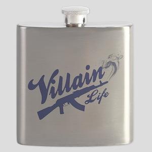 AK47 - Villain Life Flask