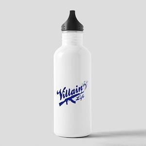 AK47 - Villain Life Water Bottle