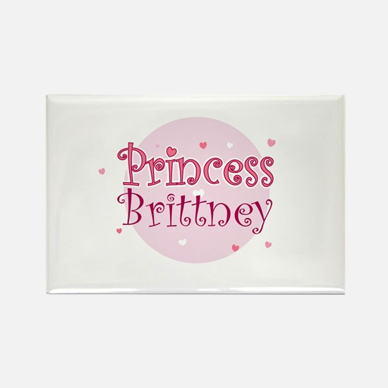 Brittney Rectangle Magnet (10 pack)