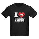 Anole Kids T-shirts (Dark)